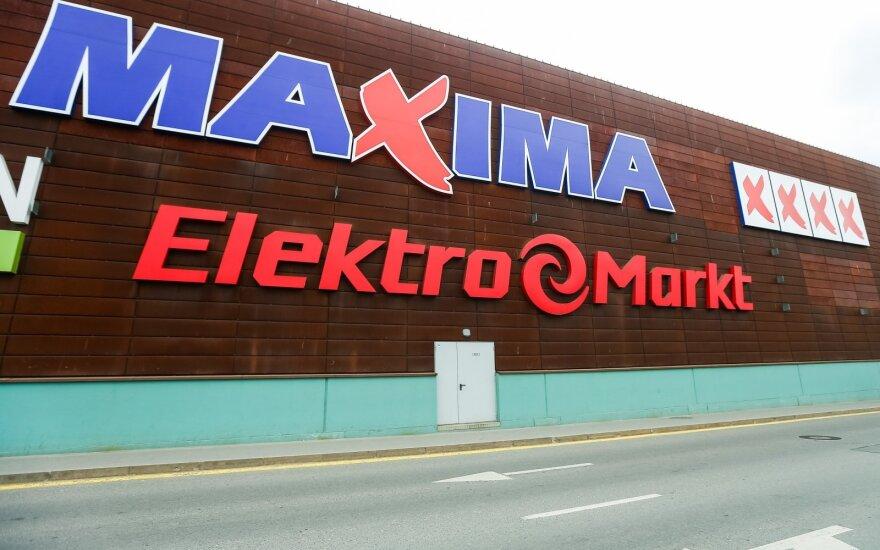 """""""Maxima"""" sureagavo į žinias apie mokestį didiesiems prekybos tinklams"""