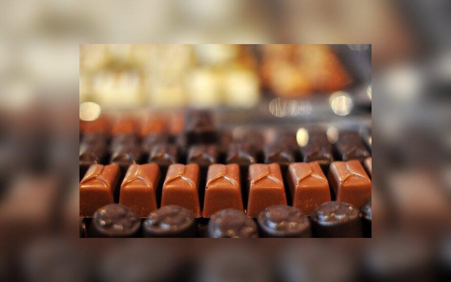 ES Teisingumo Teismas: gryno šokolado nėra