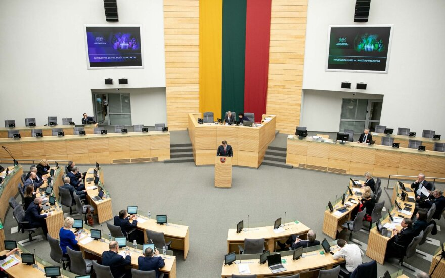 Parliament lowers election threshold to 3 percent