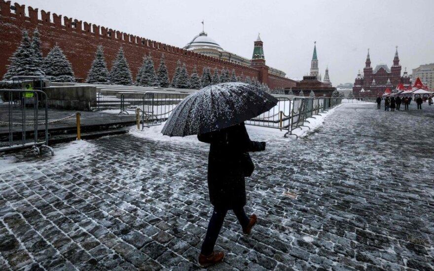 Kremlius atsakė į Lukašenkos grasinimus
