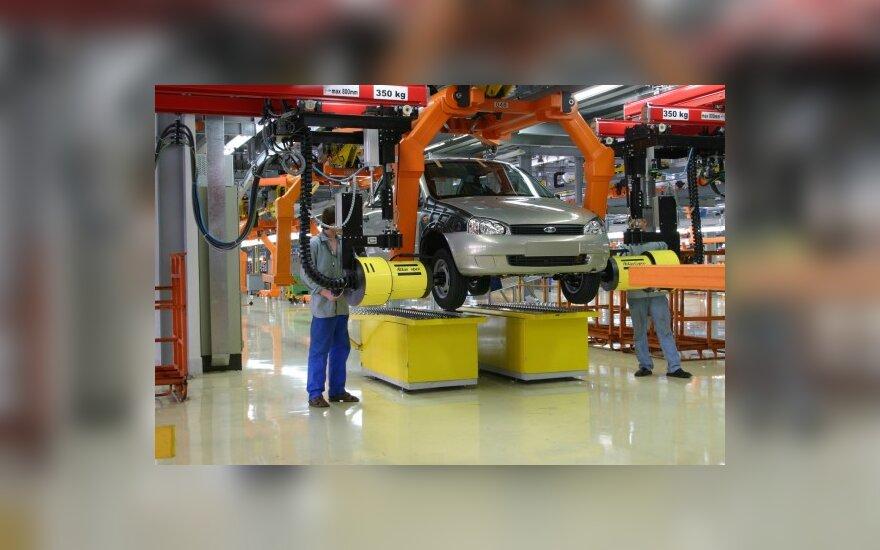 """""""AvtoVAZ"""" ir """"Renault-Nissan"""" stiprina bendradarbiavimą"""