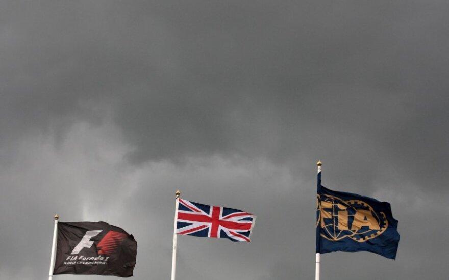 """Londono Olimpinis stadionas – """"Formulės-1"""" lenktynėms?"""