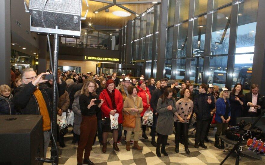 Kaunas sveikina Vilnių 2018