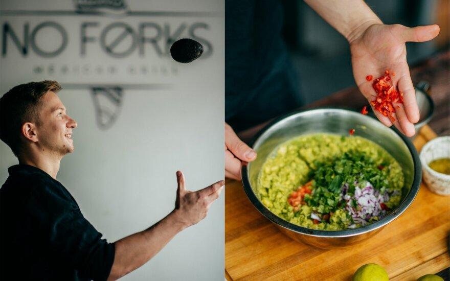 Meksikietiškos virtuvės žvaigždė – gvakamolė: patarė, kaip išsirinkti tinkamus avokadus