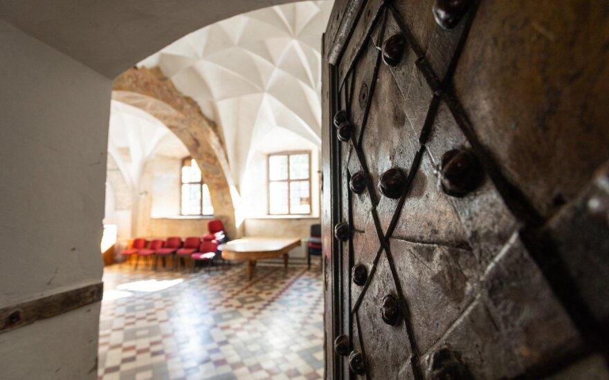 Vilniaus bernardinu vienuolyno interjerai