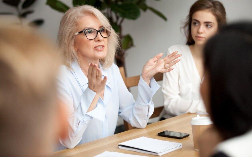 Psichologas Būta: tai, kad darbdaviai motyvuoja darbuotojus, iš dalies tėra iliuzija