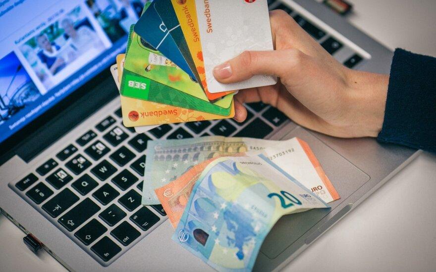Lietuvos bankų pelnas šiemet smuko