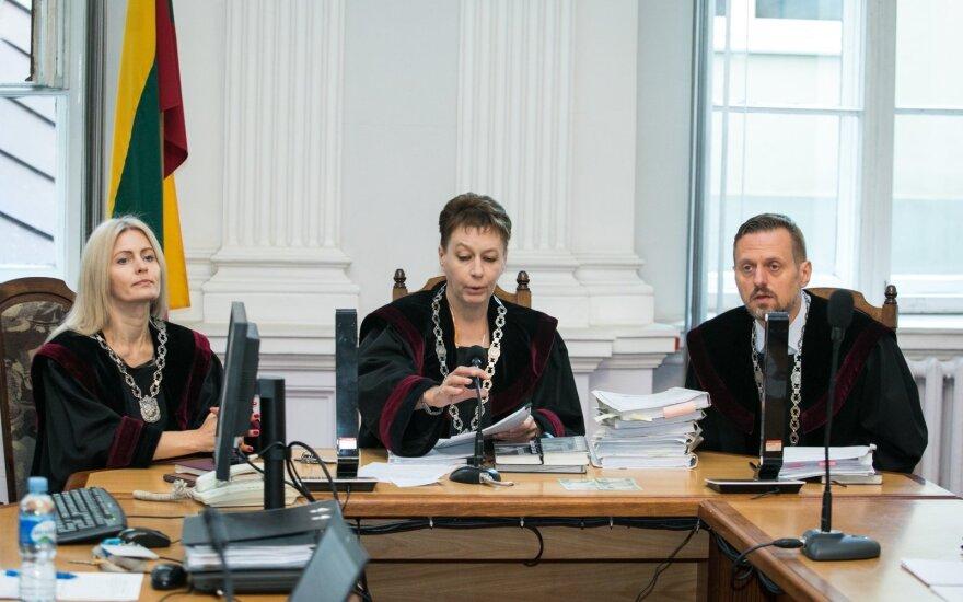 Karantinas atvėrė naujas galimybes – teismas posėdžiavo internetu