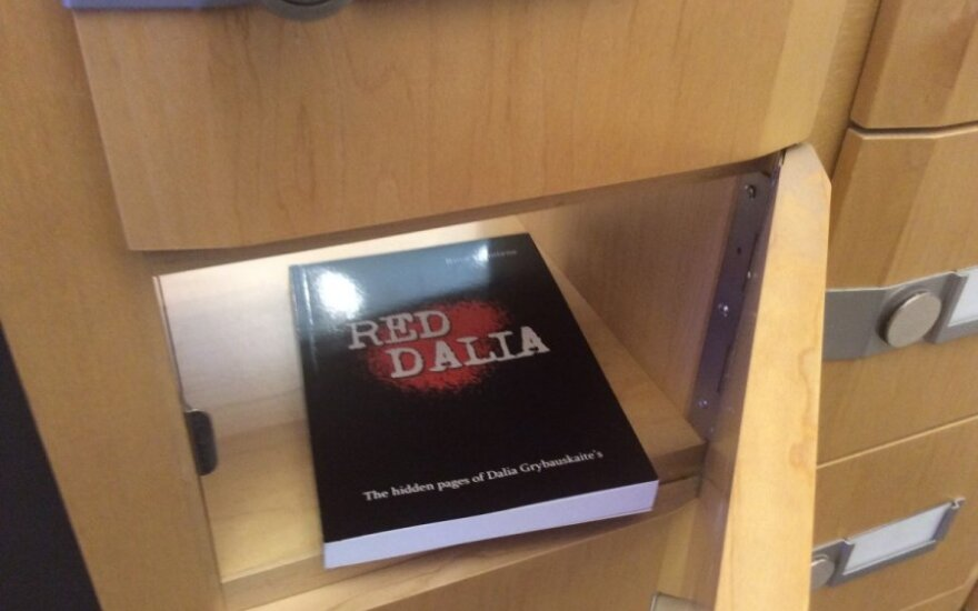 Maltese staffer sacked from EP group for distributing Red Dalia books about Lithuanian president