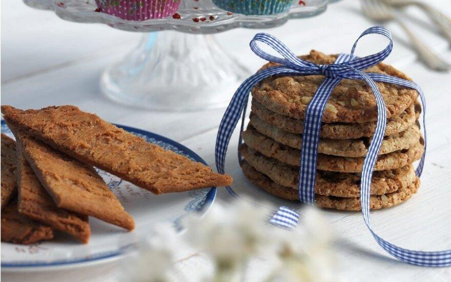 Karameliniai sausainiai