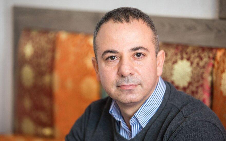 Užkandinę Vilniuje atidaręs irakietis: emigrantai daro labai didelę klaidą