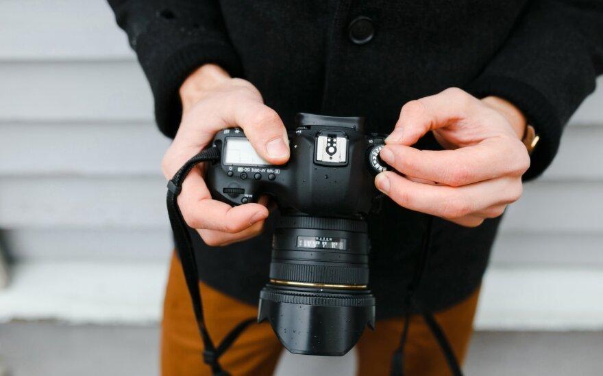 Profesionalus fotografas