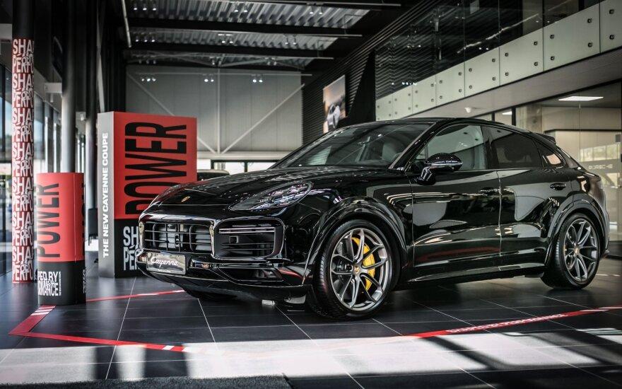 """""""Porsche Cayenne Coupe"""""""