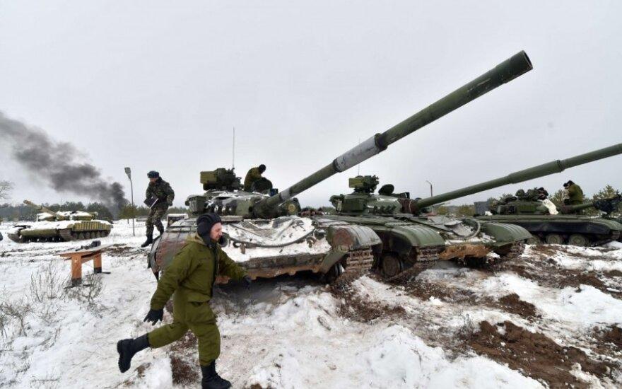 Ukraine before the ceasefire