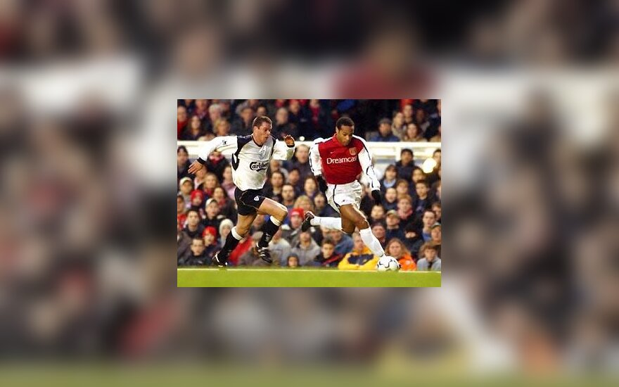 """Thierry Henry, """"Arsenal"""""""