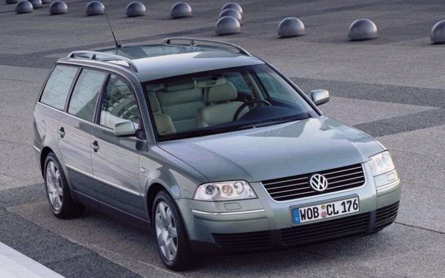 Volkswagen Passat Variant (2000 m.)