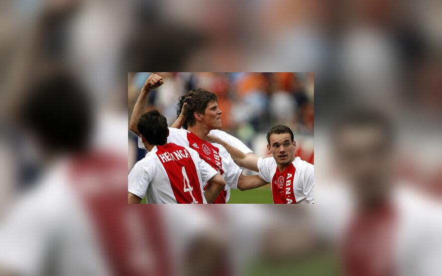 """Klaasas-Janas Huntelaaras(""""Ajax"""")"""