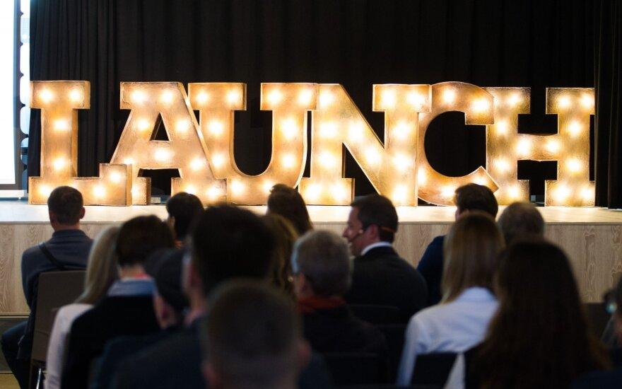 """Forume """"#LAUNCH 2017"""" išskirtinis dėmesys jauno verslo mokymams"""