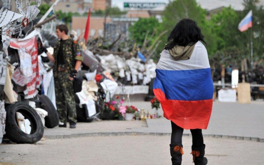 Politologas: Ukraina neturi galimybės ištrūkti