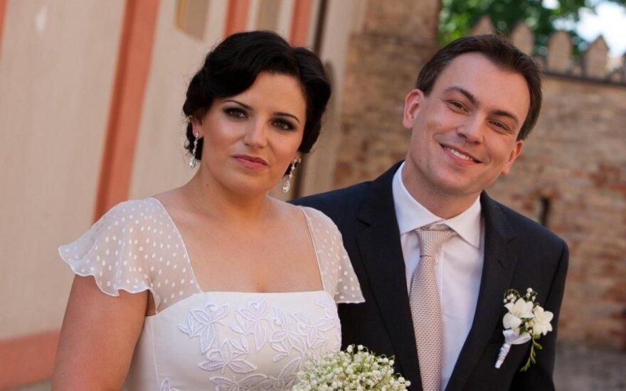 Renata Šakalytė-Jakovleva ir Viktoras Jakovlevas