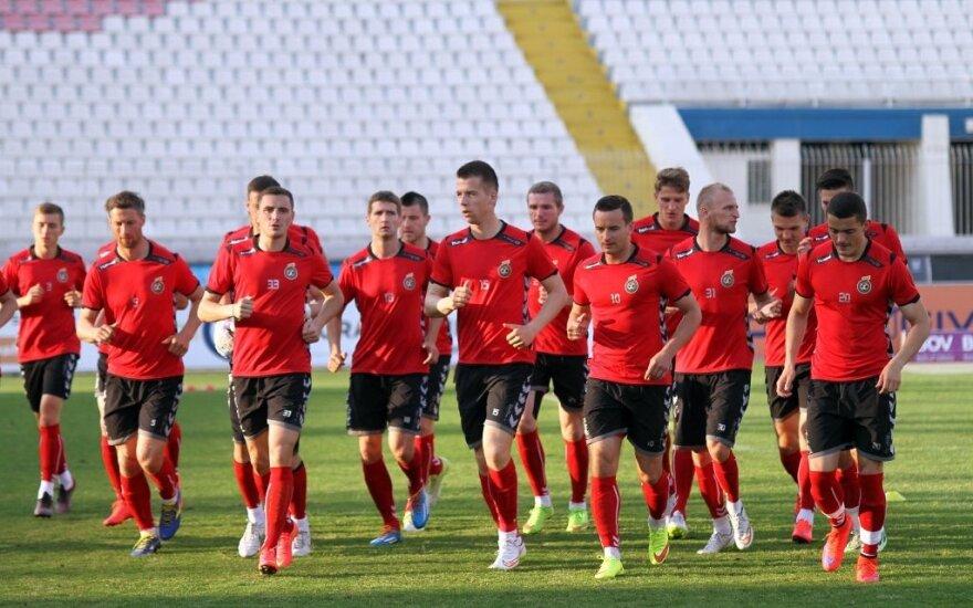 Atsinaujinęs Baltijos futbolo rinktinių taurės turnyras vyks trijose šalyse