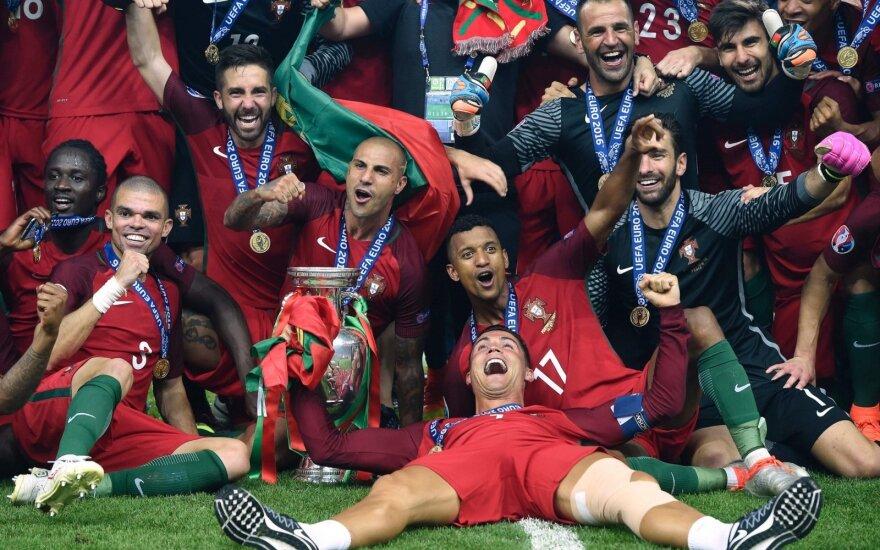 Portugalijos futbolo rinktinė