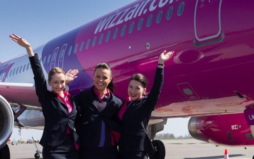"""Emigrantų patogumui: """"Wizz Air"""" pradėjo skrydžius iš Vilniaus į dar vieną Londono oro uostą"""