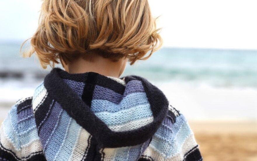 Kaip auginti vaiką intravertą