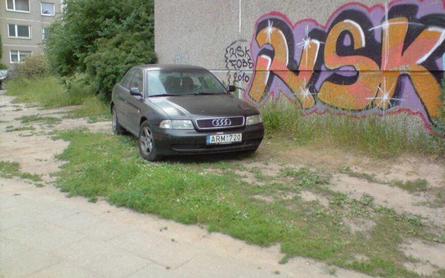 Vilnius, Justiniškių g. 30, 2011-06-10, 20:45