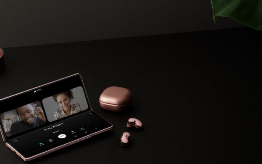 """Naujasis """"Samsung"""""""