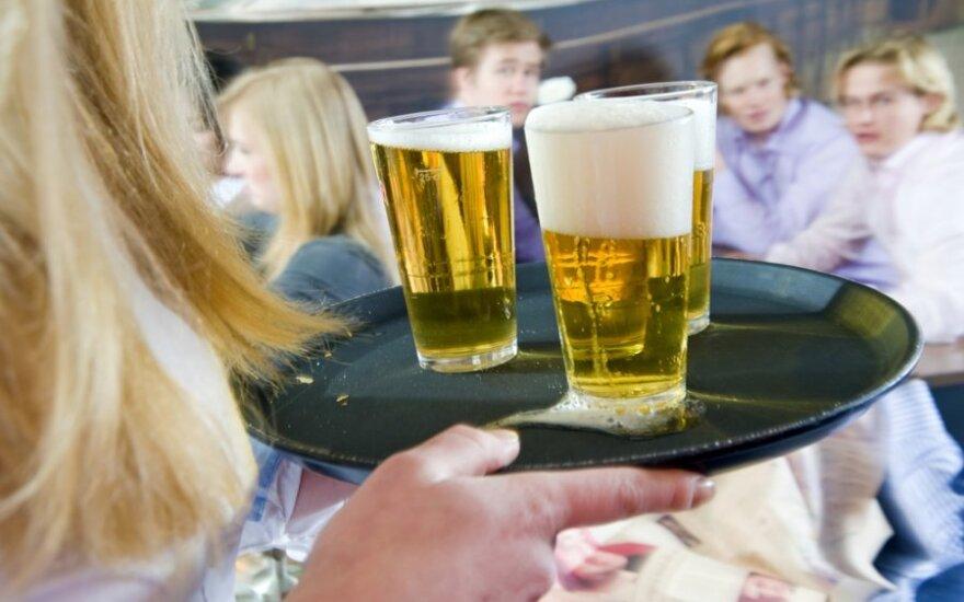 Kantrybės išbandymas: kiek reikia laukti kepsnio ar alaus