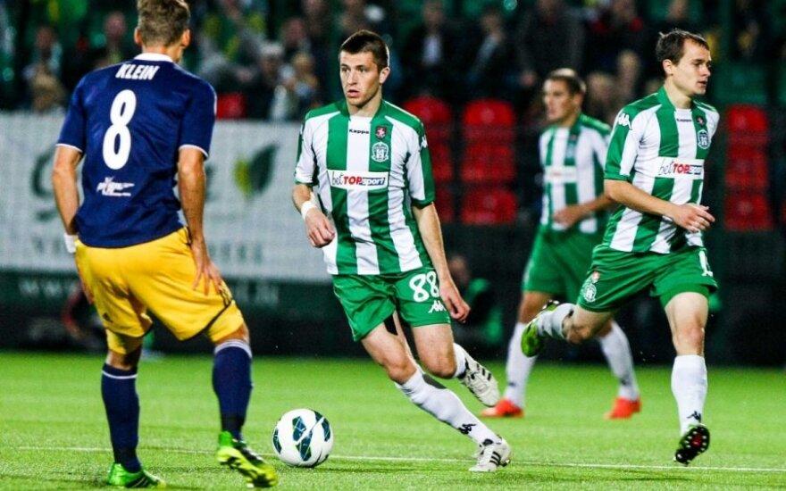 """VMFD """"Žalgiris"""" - FC """"Salzburg"""""""