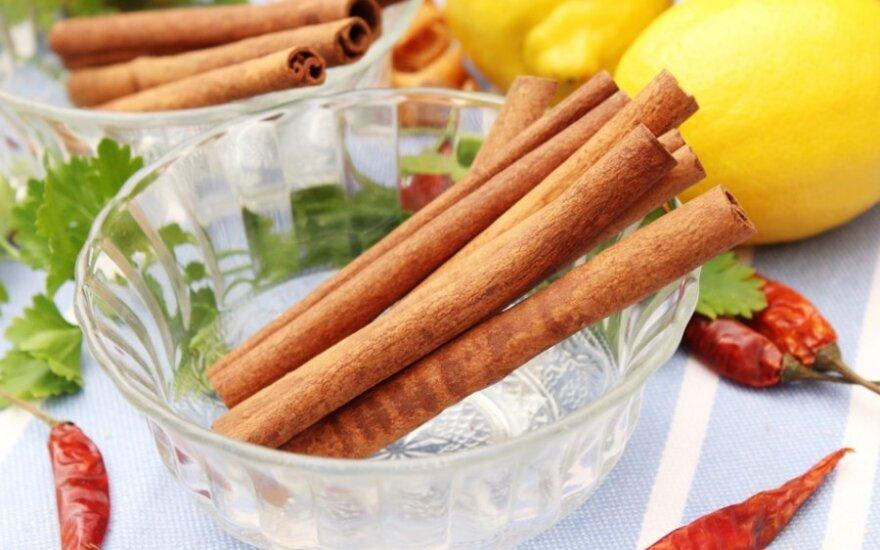Kvapnus ir naudingas prieskonis: gerina virškinimą, mažina cholesterolį