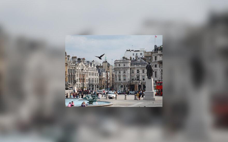 Trafalgaro aikštė, Londonas