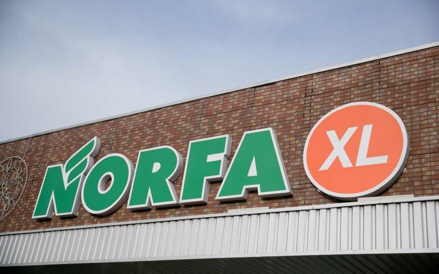 """""""Norfa"""" keičia darbo laiką"""