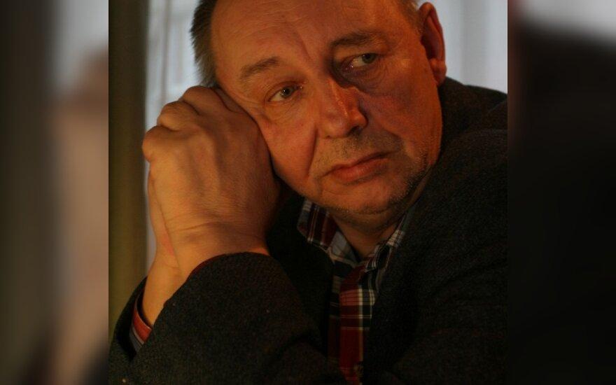 """A.Šliogeris: visi mūsų """"nacionaliniai projektai"""" yra aferos"""