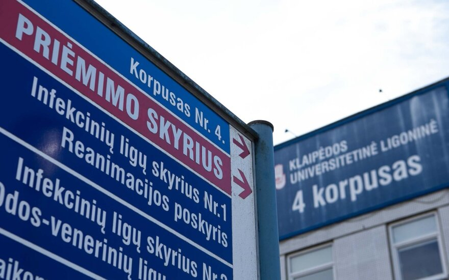 Prosecutors launch probe into possible violations at Klaipeda hospital