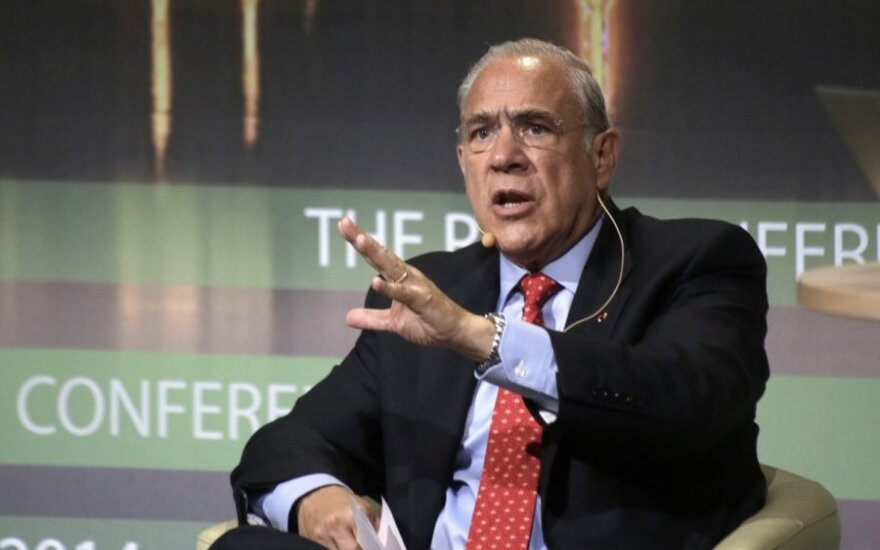 OECD Secretary-General Angel Gurria