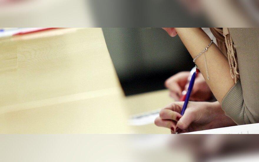 Profesorius apie studentų gabumus: padėtis tragiška