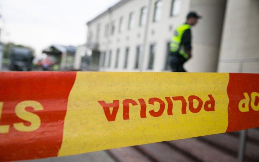 Marijampolėje buvo rastas stiklainis, jame – granata ir šoviniai