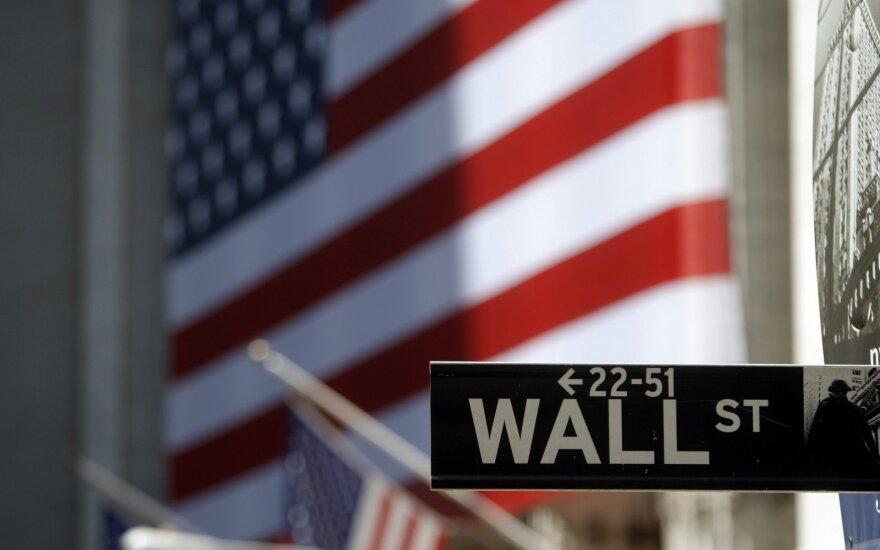 JAV centrinis bankas padidino bazinę palūkanų normą
