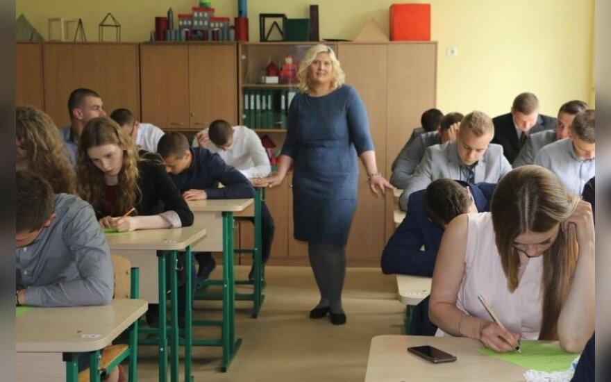 Gintarė Kolesnikova: save atradau mokykloje