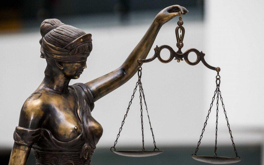 Už laiku nepaskelbtą sprendimą Klaipėdos teisėjai iškėlė bylą