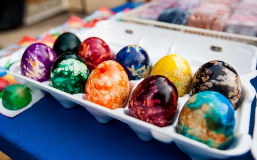 Ką daryti su kiaušiniais, kurie lieka po Velykų?