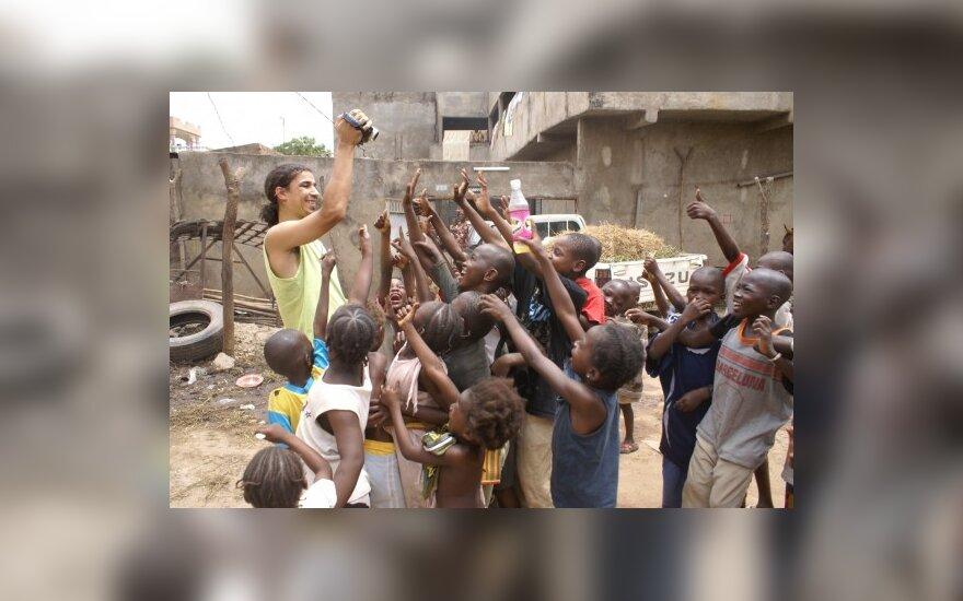 Žvaigždės fotodienoraštis: V.Diawara Malyje grįžo į save