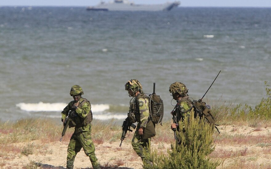 NATO Military Committee greenlights multinational troops in Baltics and Poland
