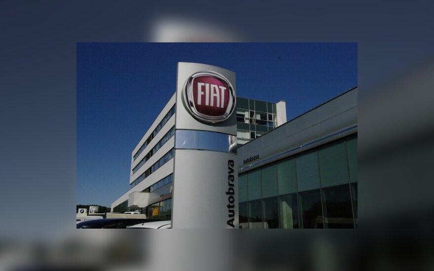 """""""Autobrava"""" atstovaus """"Fiat Group Automobiles"""" ir Latvijoje bei Estijoje"""