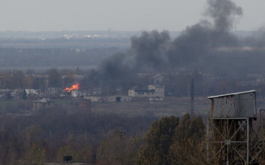 Medikai patvirtina Ukrainai mestus baisius kaltinimus