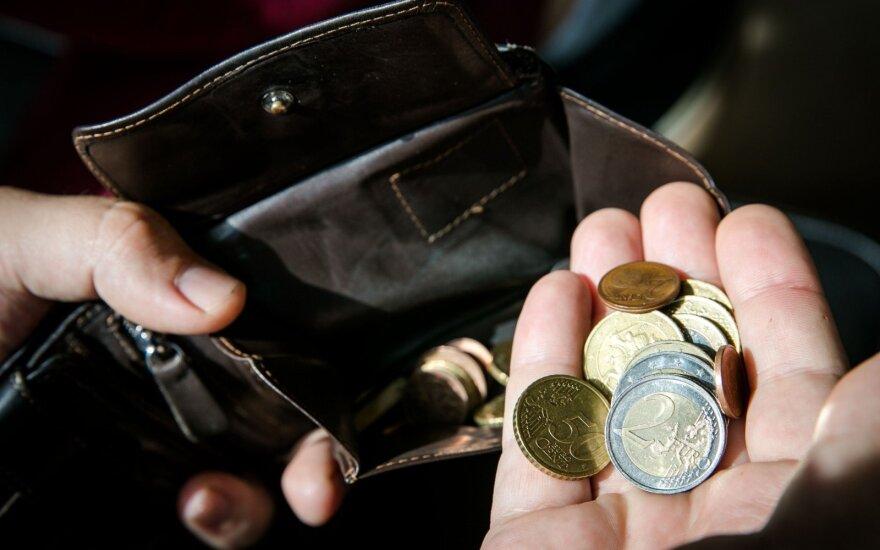 Šapoka: Lietuvos ekonomika mažiausiai susitrauks 1,3 proc.