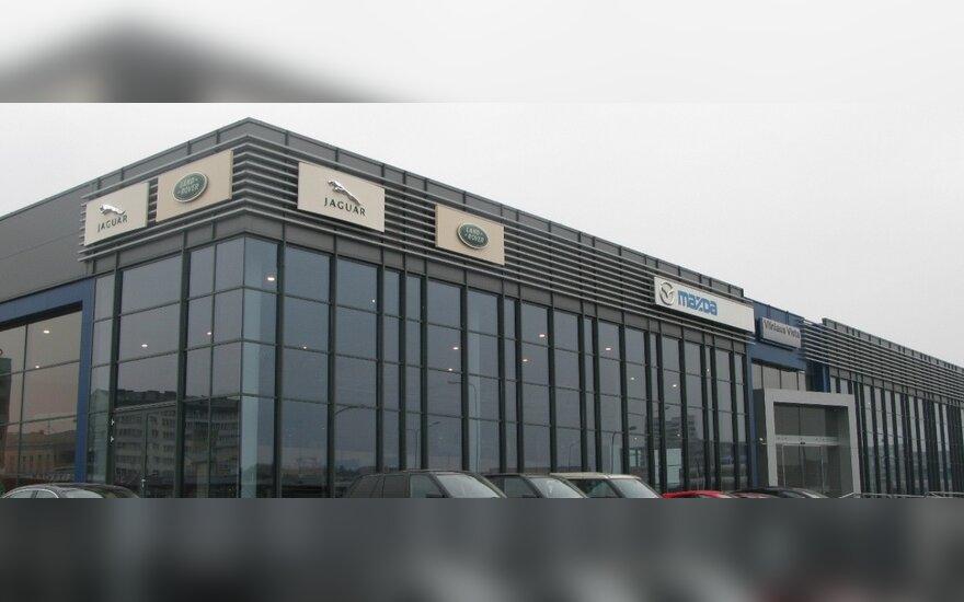 """""""Inchcape Motors"""" Lietuvoje pertvarko struktūrą, veiks vienu vardu"""